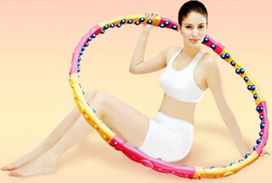 Хулахуп для похудения упражнения