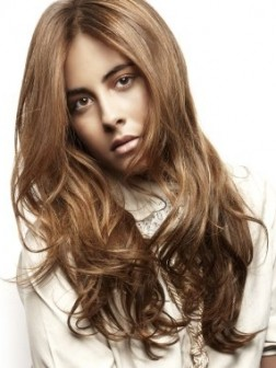 Темно русый цвет волос