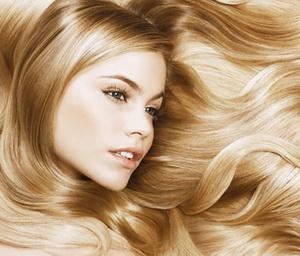 Пшеничный цвет волос