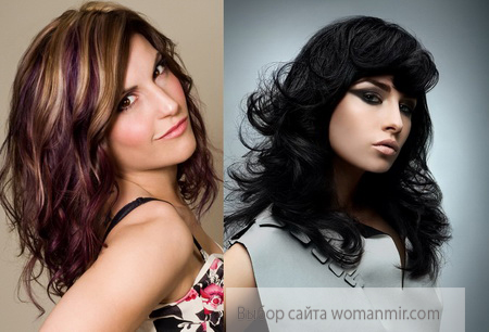 каскад варіанти укладання волосся