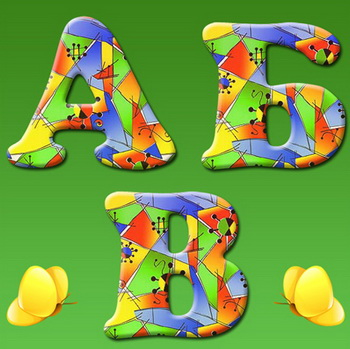 как научить ребенку алфавиту